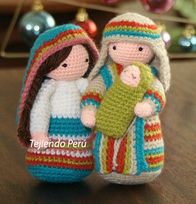 Tejiendo Peru Tutorial Amigurumi : Crochet on Pinterest Tejidos, Crochet African Flowers ...