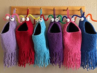 Ravelry Yip Yips Crochet Pattern By Carissa Browning