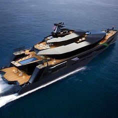 - Who is ready for a cruise in this ridiculous yacht? __ - saud Alguwaie - - - Who is ready for a cruise in this ridiculous yacht? Yacht Design, Super Yachts, Yatch Boat, Bateau Yacht, Cool Boats, Small Boats, Boat Accessories, Speed Boats, Water Crafts
