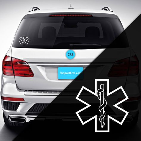decals Star Of Life Decal starts at...