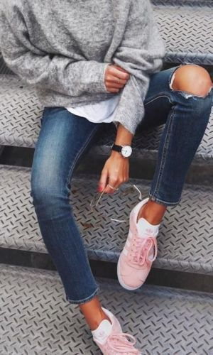 zapatillas adidas mujer casual 2017