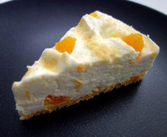Philadelphia Torte Mit Mandarinen Und Loffelbiskuits Von Schnito2000 Chefkoch Rezept Kuchen Und Torten Philadelphia Torte Einfacher Nachtisch