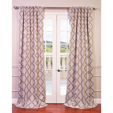 http://www.phomz.com/category/Blackout-Curtains/ Seville Blackout Curtain Panel