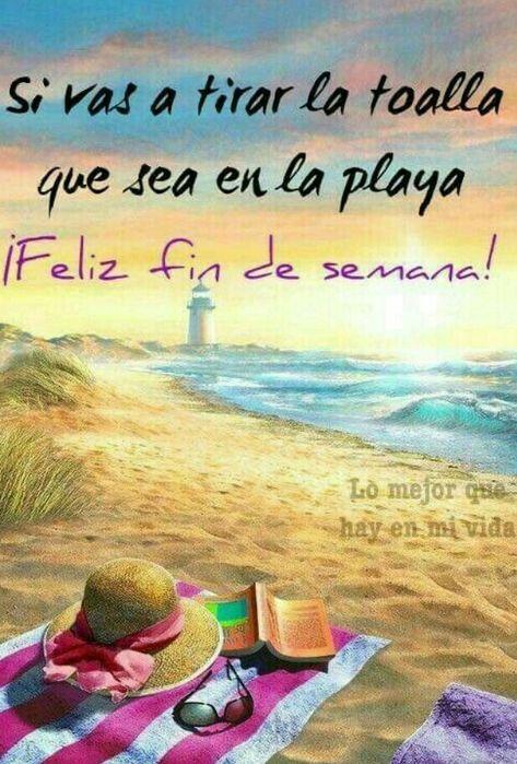 Imagenes Frases Fin De Semana Imagenes Feliz Domingo Y