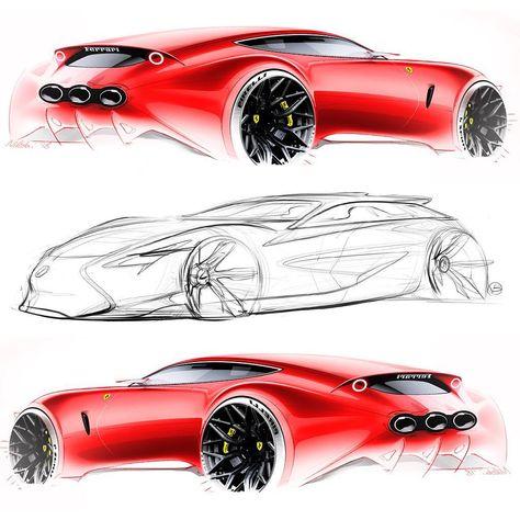 259 besten CARS DESIGN. Bilder auf Pinterest | Autodesign, Automobil ...