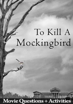 This 9 Page Movie Guide With Handouts Is For The Film To Kill A Mockingbird 1962 This Guide Will Al Movie Guide To Kill A Mockingbird Life Of Walter Mitty