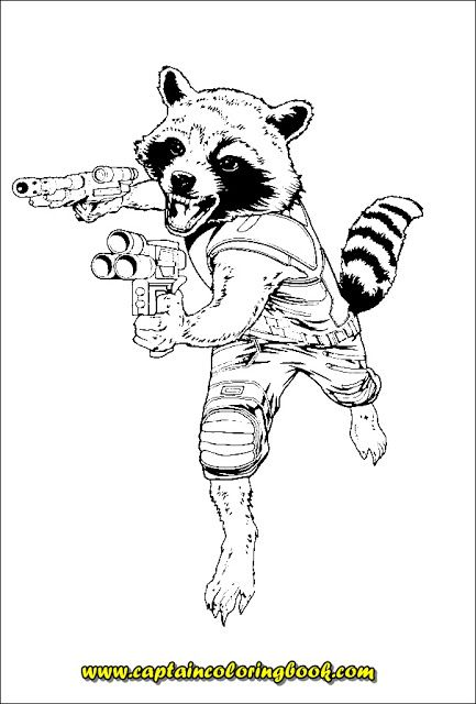 Guardians Of The Galaxy Coloring Pages 2 4 Coloring Pages Galaxy Colors Marvel Coloring