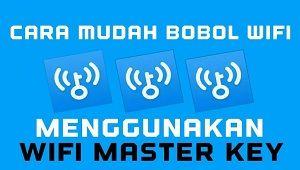 Cara Menggunakan Wifi Master Key Untuk Bobol Password Wifi Pengetahuan Tahu Membaca