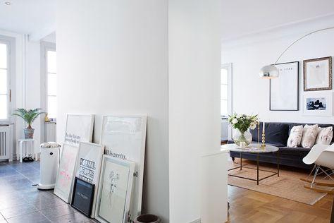 Andrea Reh: Interiors   Stockholm, Sweden