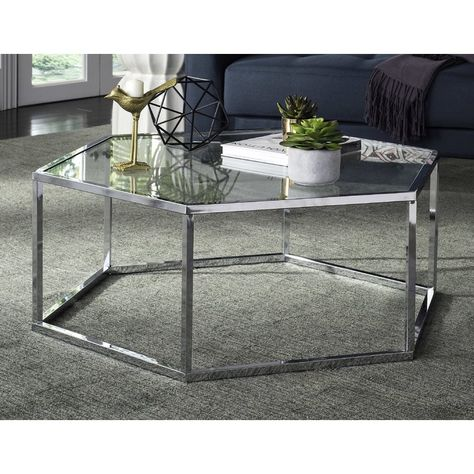 Genesis Glass Coffee Table Contemporary Glass Coffee Tables