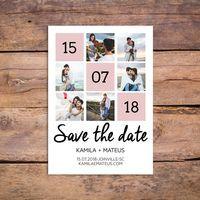 Save the Date Digital TV1 - com fotos