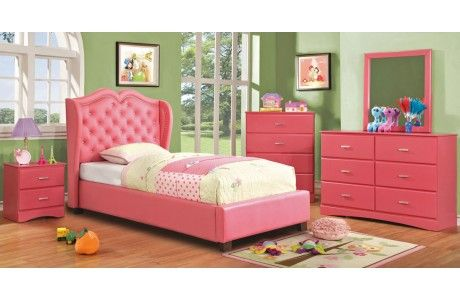 Farell Twin Bed With Trundle Girls Bedroom Furniture Sets Girls