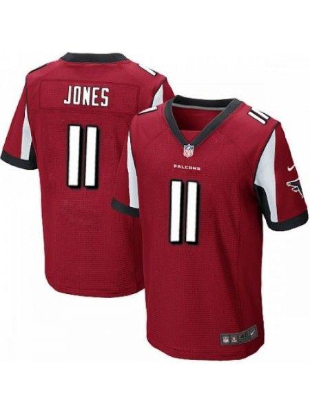 6d13e40d Atlanta Falcons #11 Julio Jones Red Jersey | atlanta falcons ...