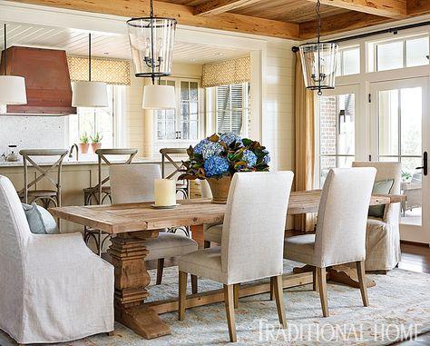 GreenSpace: Charming Carolina Cottage | Traditional Home
