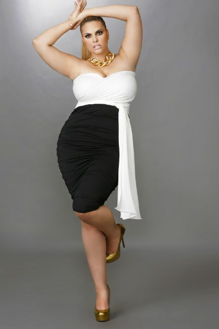 curvy/plus sized fashion....even though I working on not being plus, I kno I will always have exaggerrated curves