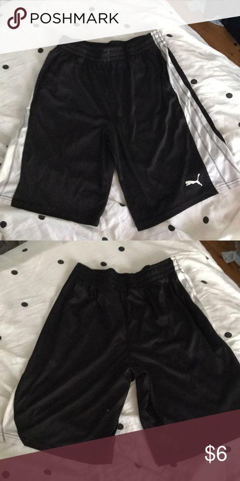 Gym Shorts 14-16