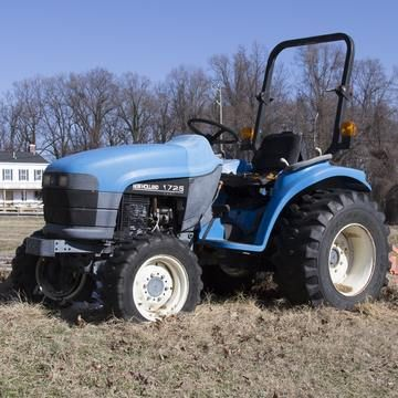 New Holland 1725 1925 Tractor Operators Manual French Tractors New Holland New Holland Agriculture
