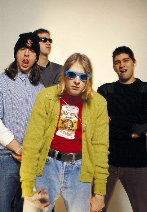 Nirvana, Paris, FR 1994
