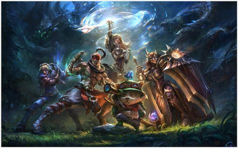 League Of Legends Wallpaper League Of Legends Wallpaper