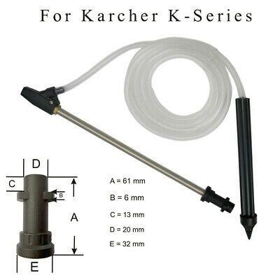 Pressure Washer Nozzle Sandblasting Attachment Kit For Karcher K Series Ebay In 2020 Pressure Washer Sandblasting Kit Pressure Washer Accessory