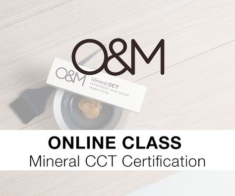 Simply Organic Beauty   O&M Mineral CCT Color Certification Online ...