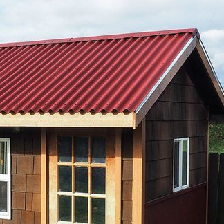 Roofing Colored Tin Roofing Lowes In 2020 Lowes Metal Roofing Metal Roof Corrugated Metal Roof Panels