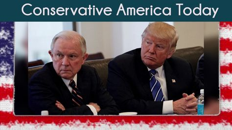 HES BACK: Jeff Sessions Just Won Back President Trump With An AMAZING