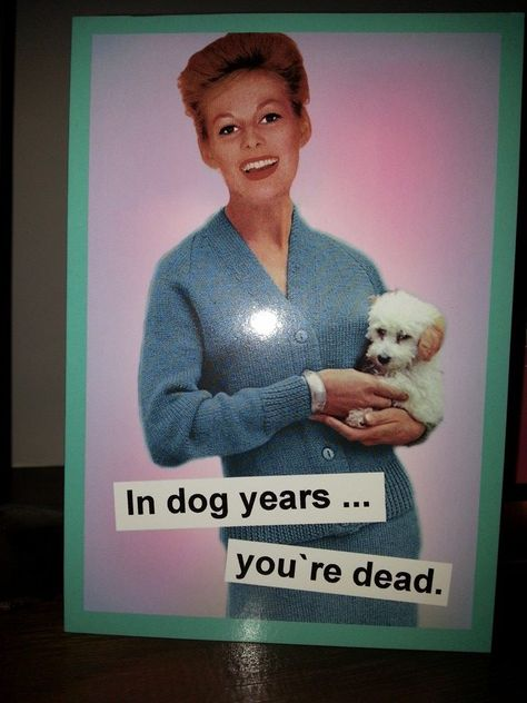 My Dad turned 53 at the weekend. This was the card my sister sent him. - Imgur