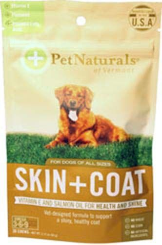 Pet Naturals Of Vermont Skin Coat For Dogs Dry Itchy
