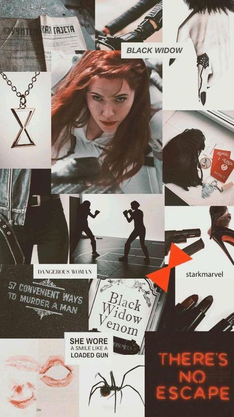 Black_Widow _Tumblr_College_Wallpaper🌼⭐
