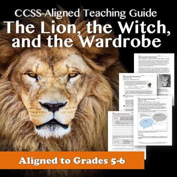 Lion The Witch And The Wardrobe Packet Distance Learning