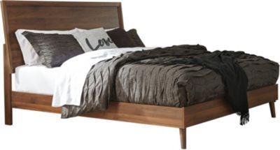 Ashley Daneston King Platform Bed Homemakers Furniture Panel