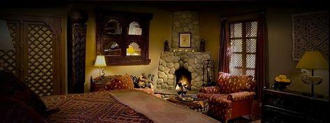 Inn of the Five Sense hotel in Santa Fe