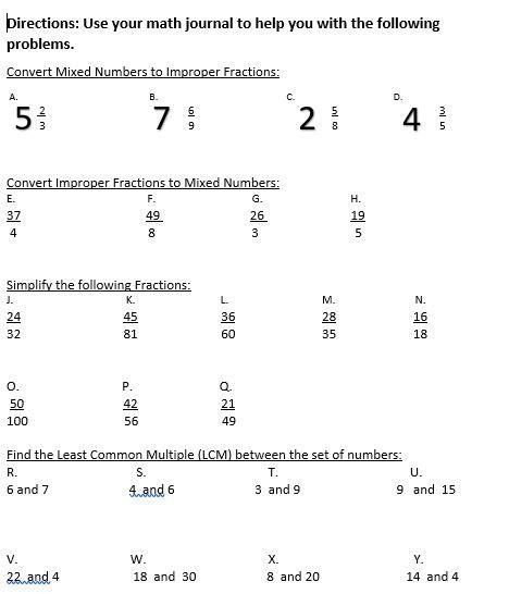Fraction Worksheet Fractions Worksheets Fractions Simplifying Fractions Simplifying fractions worksheets for