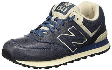 New Balance 574, Zapatillas Para Hombre, Azul (Stone Blue), 43 EU ...