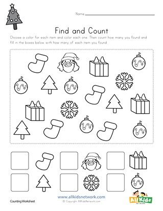 Counting By Tens Worksheet Christmas Worksheets Christmas Math Worksheets Kindergarten Kindergarten Worksheets