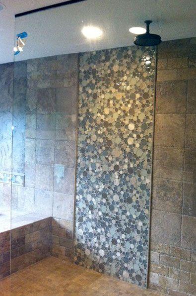 23 Glass Tile Accents Ideas Bathrooms Remodel Bathroom Design Tile Bathroom