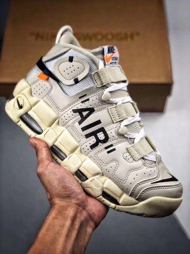 New Arrivel Nike Air More UpTempo WHITE 902290 012 Men's