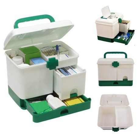 Health First Aid Kit Box First Aid Kit Storage First Aid Kit