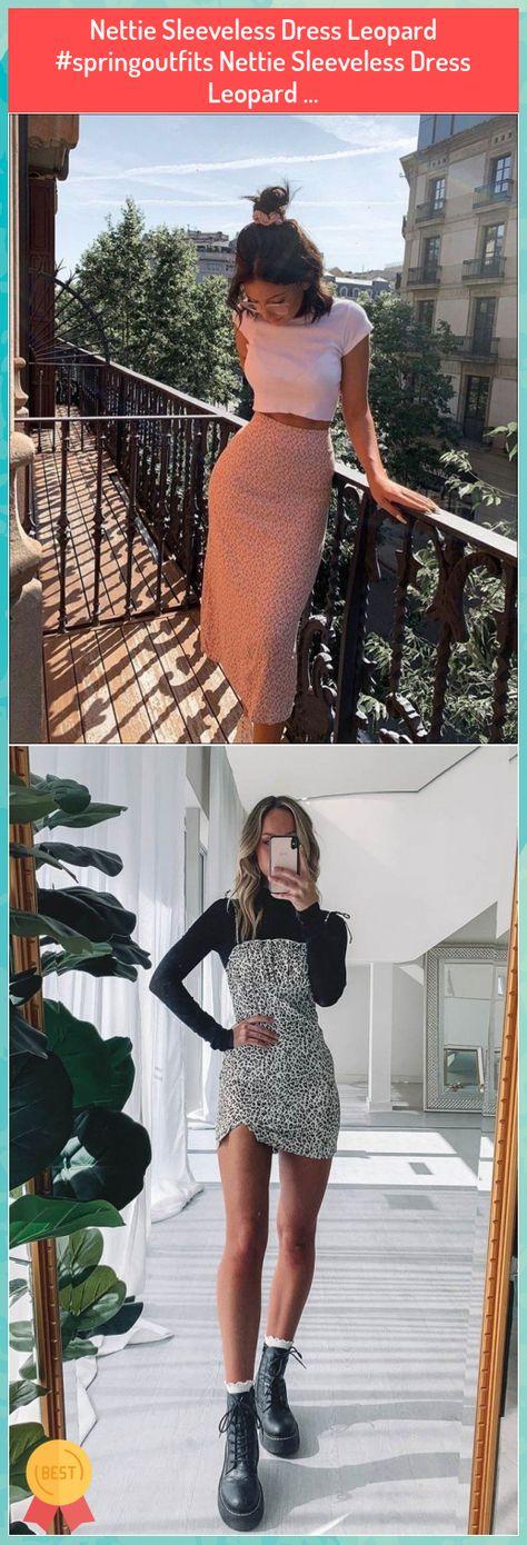 Nettie Sleeveless Dress Leopard #springoutfits Nettie Sleeveless Dress Leopard ... #Nettie #Sleeveless #Dress #Leopard ##springoutfits #Nettie #Sleeveless #Dress #Leopard #...