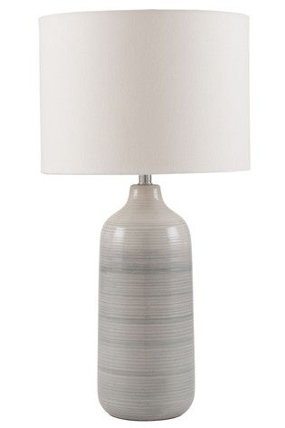 Buy Venus Blue Grey Ombre Ceramic Table Lamp By Pacific From The Next Uk Online Shop Ceramic Table Table Lamp Ceramic Table Lamps