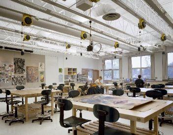 Lovely Middle School · High Ceiling And Ventilation. Classroom LayoutClassroom  DesignArt ... Good Ideas