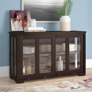 One Allium Way Halton Baker S Sideboard Wayfair Dining Room