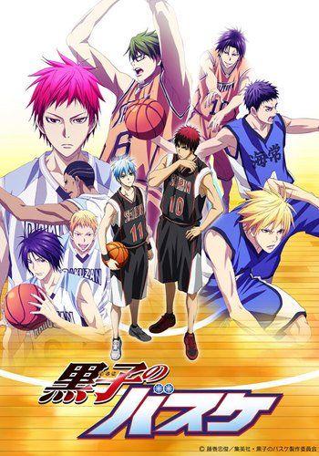 Kuroko S Basketball 3 Anime Planet In 2020 Kuroko No Basket Kuroko Kuroko S Basketball