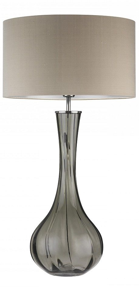 Gray Gray Table Lamp Table Lamps Modern Table Lamps Contemporary Table Lamps Designer Tabl With Images Table Lamps Living Room Beautiful Table Lamp Modern Table Lamp