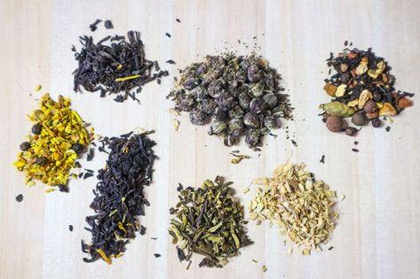 Warrior Tea Collection Sampler (Loose Leaf)