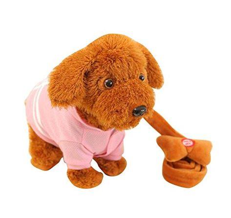 Black Temptation Nette elektronische Kinder Spielzeug Hund