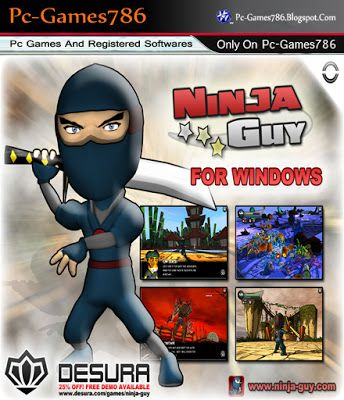 Ninja Guy Pc Game Free Download Full Version Pc Games And Softwares With Registered Free Games Fighting Games Games