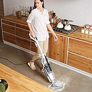 Or Dk 2 In 1 Steam Cleaner Steam Mop High Temperature Steam Wiper Sweeping Dust Electric Mop For The Family Steam Cleaners Steam Mop Portable Vacuum Cleaner