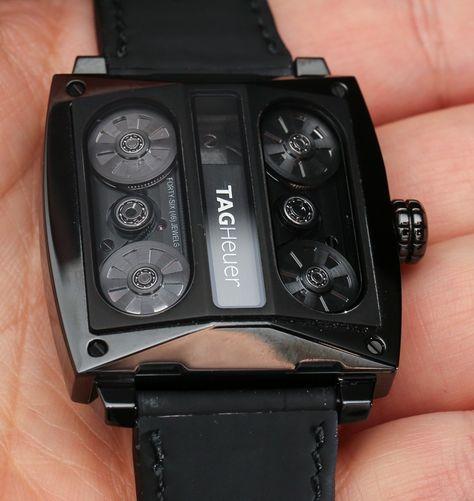 tag heuer watches for men Dream Watches, Sport Watches, Cool Watches, Unique Watches, Popular Watches, Patek Philippe, Devon, Tag Heuer Monaco, Tourbillon Watch